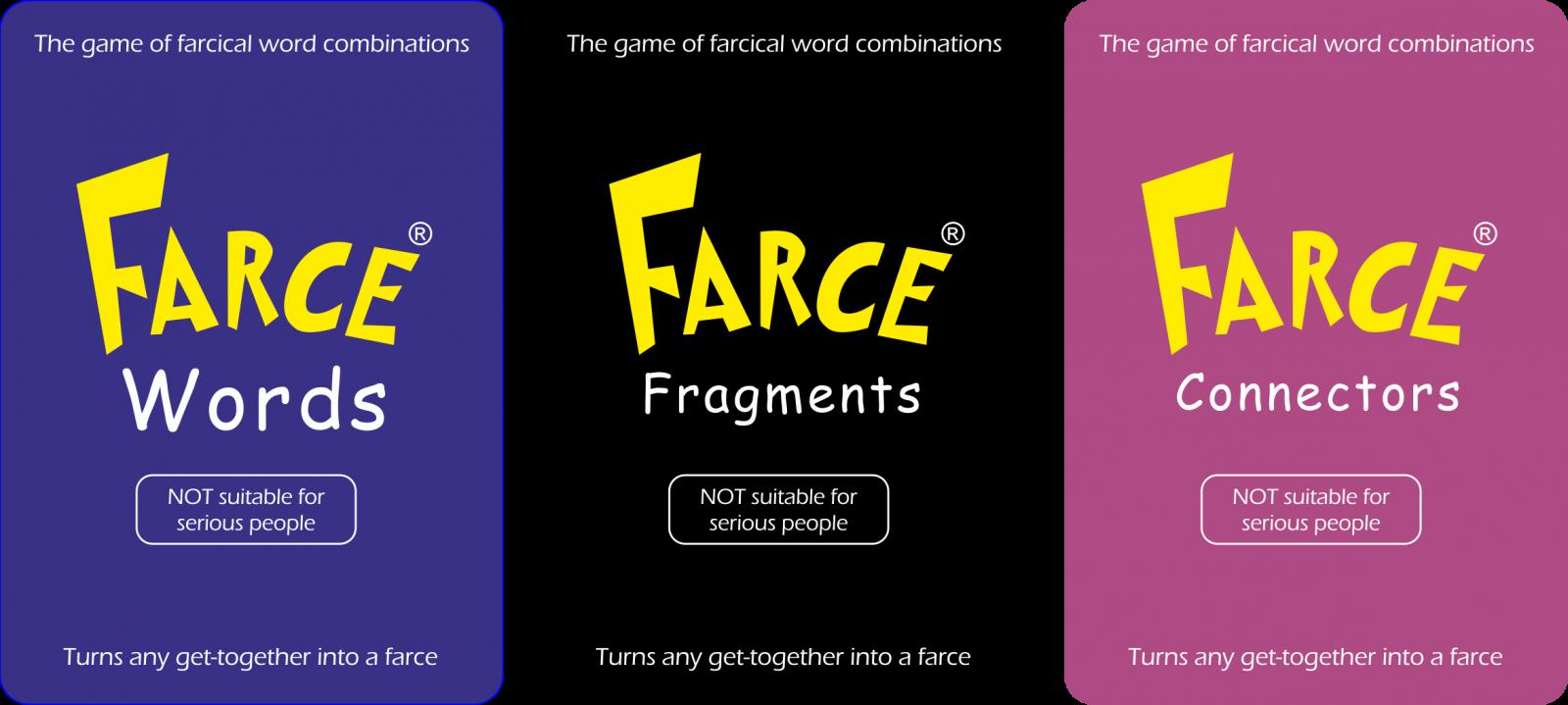Farce Cards