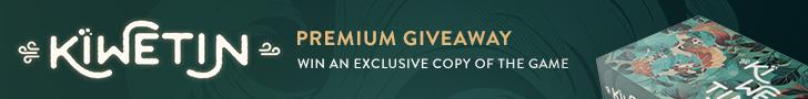 Kiwetin giveaway