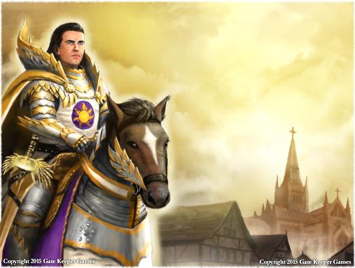 The King's Armory Paladin