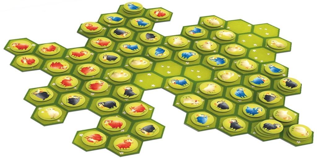 Battle Sheep components