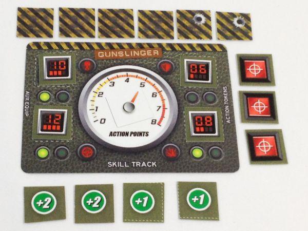 Vehicle Dashboard card