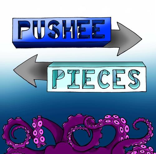 Pushee Pieces