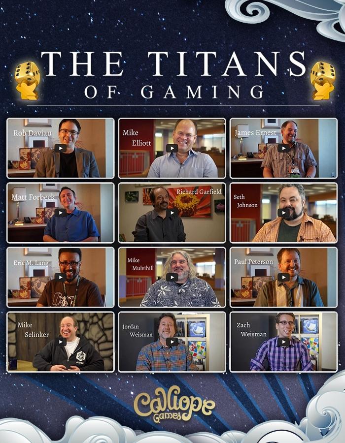 Titan Designers