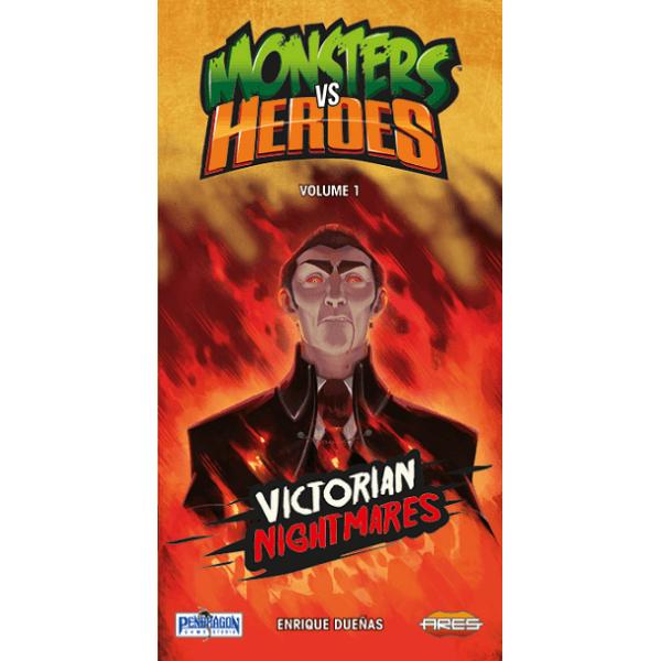 Monsters vs Heroes: Victorian Nightmares
