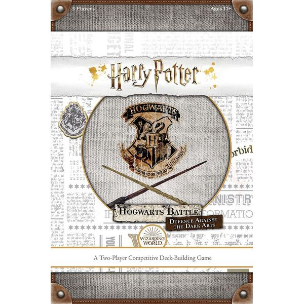 Harry Potter Defense Against the Dark Arts