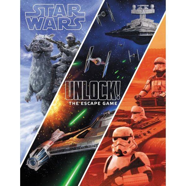 Star Wars the Escape Game