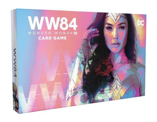 Wonder Woman 1984 Card Game