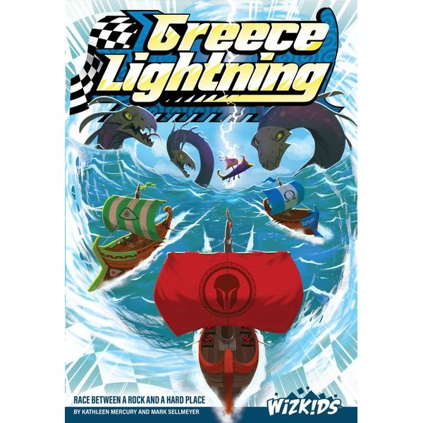 Greece Lightning