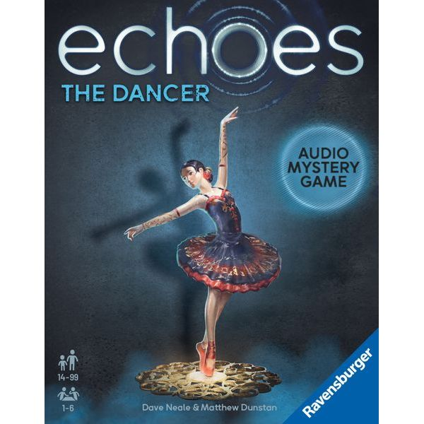 Echoes: An Audio Mystery Game