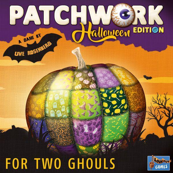 Patchwork: Halloween Edition