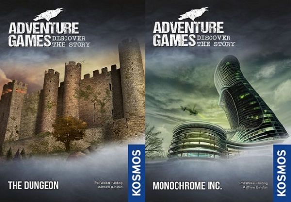 The Dungeon and Monochrome Inc.