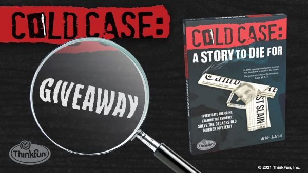 Cold Case: A Story to Die For