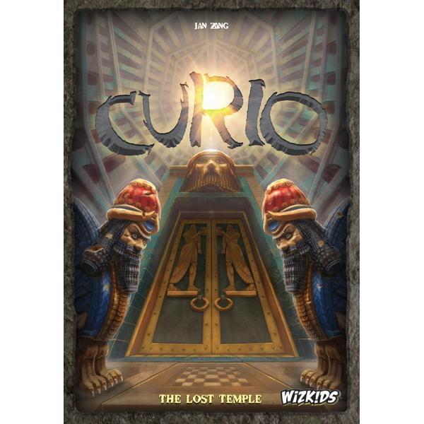 Curio The Lost Temple