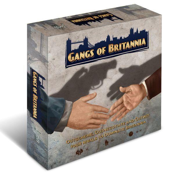 Gangs of Britannia