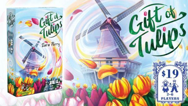 Gift of Tulips