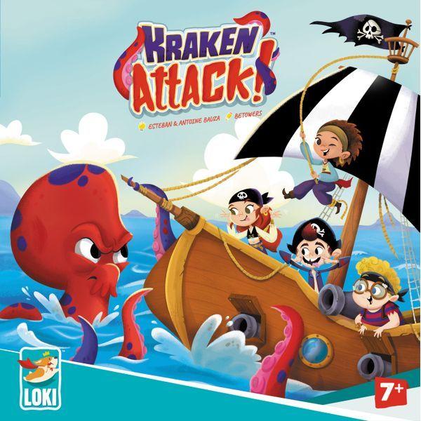 Kraken Attak
