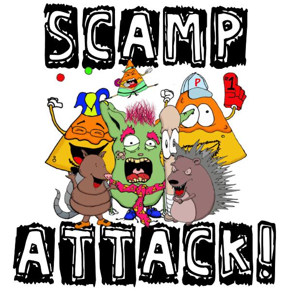Scamp Attack!