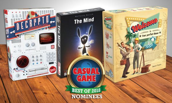 Best Casual Game of 2018 Nominees