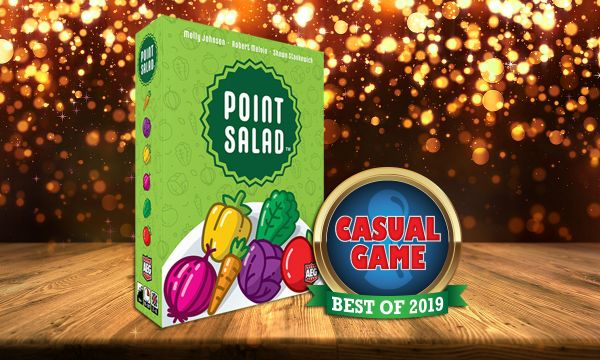 Point Salad - Best Casual Game of 2019