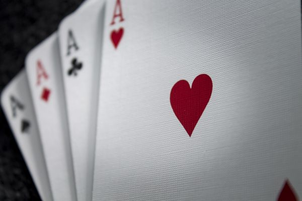 Cards and a Heart