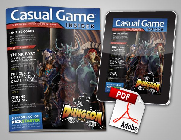 Casual Game Insider - Summer 2013 issue