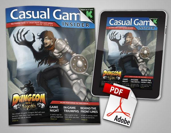 Summer 2014 Issue of Casual Game Insider