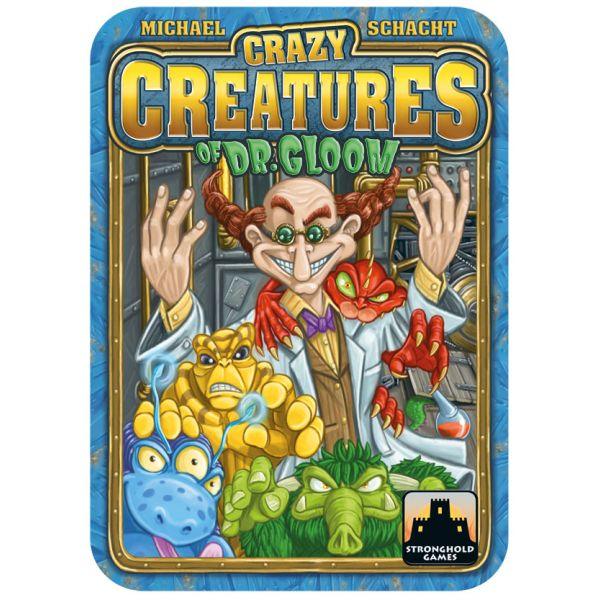 Crazy Creatures cover