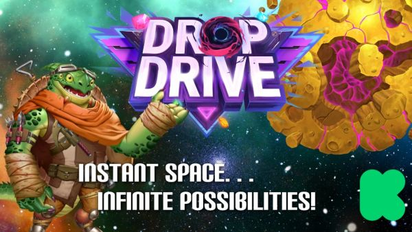 Drop Drive