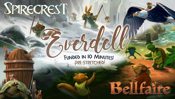 Everdell expansions