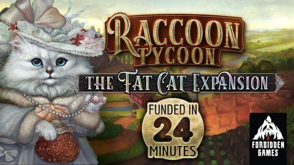 Raccoon Tycoon Fat Cat
