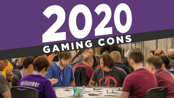 Granite Games 2020.2020 Tabletop Gaming Conventions Map Casual Game Revolution