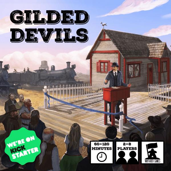 Gilded Devils