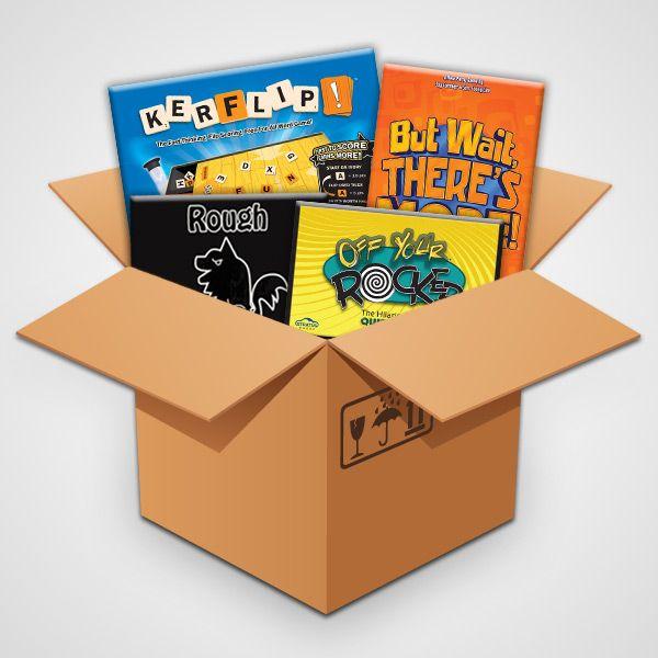 Big Box O' Party Games