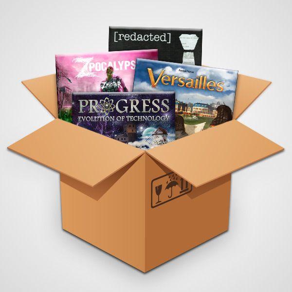 Giveaway Box Strategy