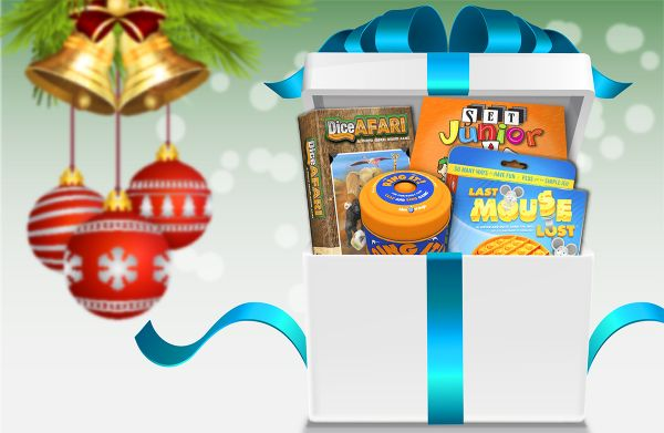 Christmas Games Giveaway