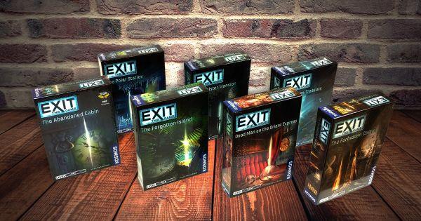 Exit Giveaway