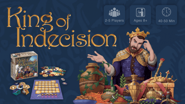 King of Indecision