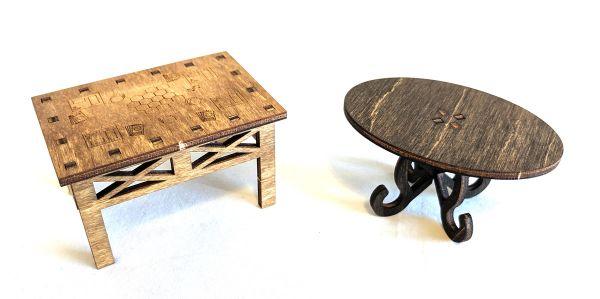 Outburst Game Table