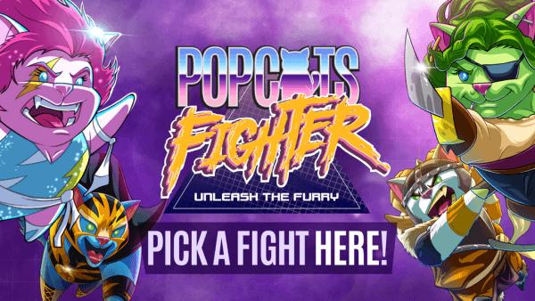 PopCats Fighter
