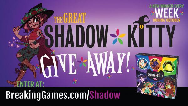 Shadow Kitty Giveaway