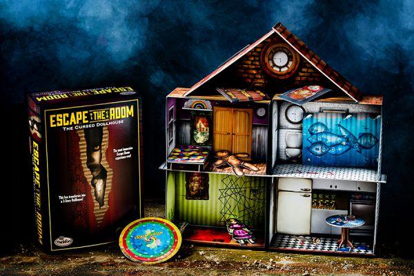 The Cursed Dollhouse
