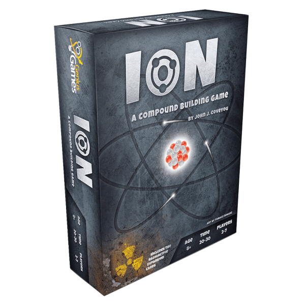 Ion: A Compound Building Game