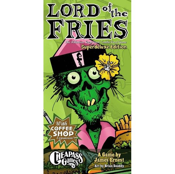 Lord of the Fries: Superdeluxe Edition