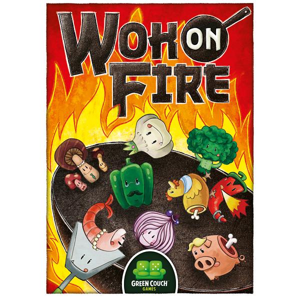 Wok on Fire