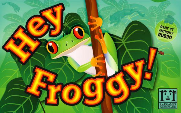 Hey Froggy!