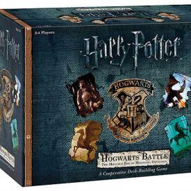 Harry Potter: Hogwarts Battle – The Monster Box of Monsters