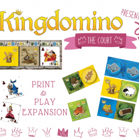 Kingdomino: The Court