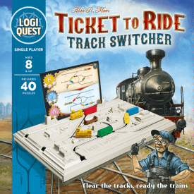 Ticket to Ride: Track Switcher
