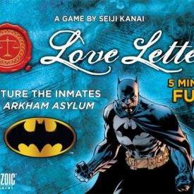 Batman Love Letter