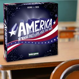 America by Bezier Games in the Classroom
